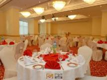 Grand Continental Flamingo Hotel: restaurant