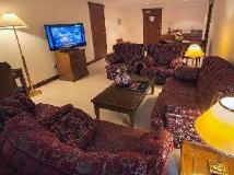 Grand Excelsior Hotel: suite room