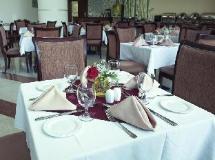 Grand Excelsior Hotel: restaurant