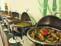 Grand Excelsior Hotel: buffet