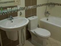 Rose Garden Hotel Apartments Al Barsha: bathroom