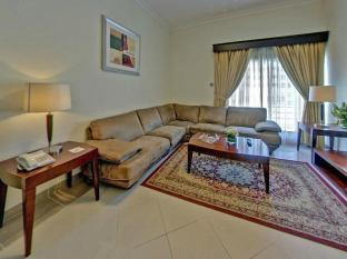 Rose Garden Hotel Apartments Al Barsha Dubai - One Bedroom Apartment