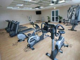 Rose Garden Hotel Apartments Al Barsha Dubai - Gym