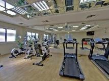 Rose Garden Hotel Apartments Al Barsha: fitness room