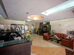 Rose Garden Hotel Apartments Al Barsha Dubai - Reception