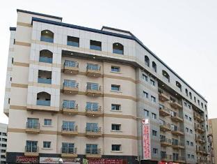 Rose Garden Hotel Apartments Al Barsha Dubai - Exterior