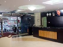 Rose Garden Hotel Apartments Al Barsha: entrance