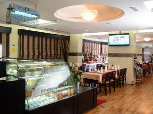 Rose Garden Hotel Apartments Al Barsha Dubai - Coffee Shop/Cafe