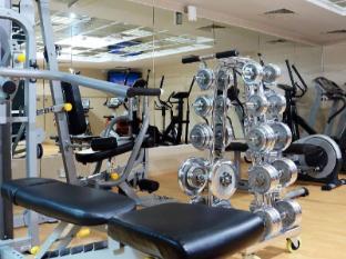 Rose Garden Hotel Apartments Al Barsha Dubai - Fitness Room