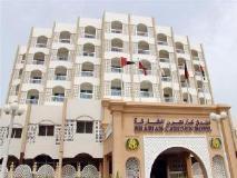 Sharjah Carlton Hotel: hotel building