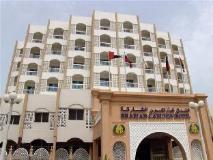 Sharjah Carlton Hotel: exterior