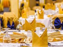 Sharjah Carlton Hotel: restaurant