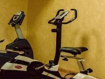 Sharjah Carlton Hotel: fitness room
