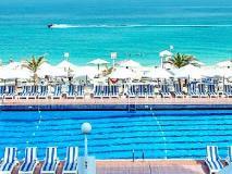 Sharjah Carlton Hotel: swimming pool