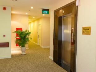 Catina Saigon Hotel Ho Chi Minh City - Corridor