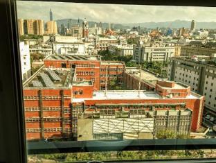 Burgary Hotel Taipei - Utsikt