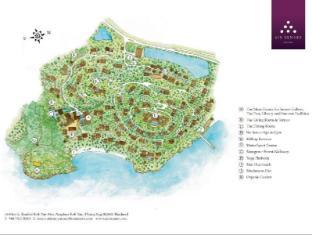 Six Senses Yao Noi Phuket - Resort Map