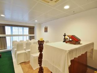 Caritas Oswald Cheung International House Hong Kong - Prayer Room