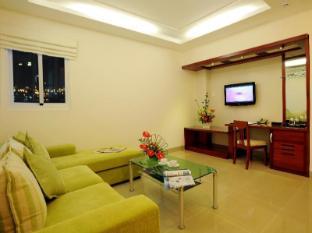 兰兰1酒店 胡志明市 - 客房