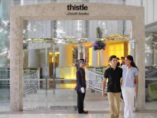 Thistle Johor Bahru Hotel Johor Bahru - Hotel entrance