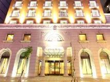 Capital Hotel: entrance