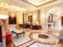 Capital Hotel: reception