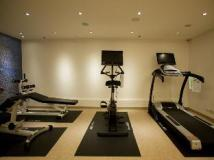 Capital Hotel: fitness room