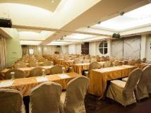 Capital Hotel: meeting room