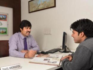 Hotel Le Roi New Delhi - Business Center