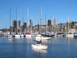 City Resort Hostel Sydney - Surroundings - Rushcutters Bay