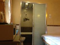 Comfort Lodge: bathroom