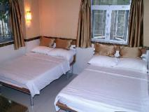 Comfort Lodge: guest room