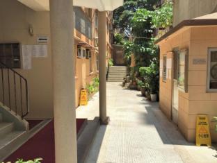 港龍酒店 香港 - 入口