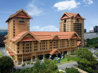The Royale Chulan Hotel Kuala Lumpur Kuala Lumpur - Hotellet udefra