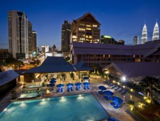 فندق ذا رويال شولان كوالالمبور كوالالمبور - حمام السباحة