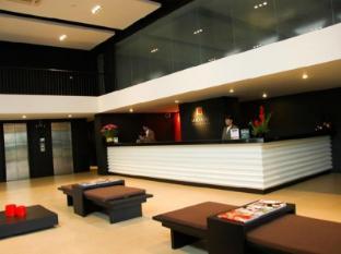 Miramar Bangkok Hotel Bangkok - Pokój gościnny