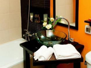曼谷美丽华酒店 曼谷 - 卫浴间