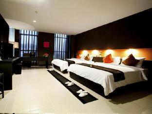 曼谷美丽华酒店 曼谷 - 客房