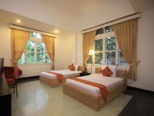 Frangipani Villa-90s hotel Phnom Penh - Guest Room