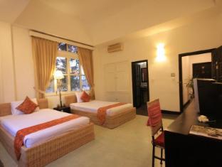 Frangipani Villa-90s hotel Phnom Penh - Deluxe Twin