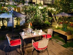 Frangipani Villa-90s hotel Phnom Penh - Restaurant
