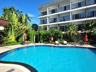 BS Residence Suvarnabhumi Bangkok - Swimming Pool