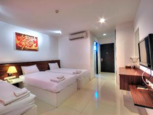 BS Residence Suvarnabhumi Bangkok - Deluxe Triple room