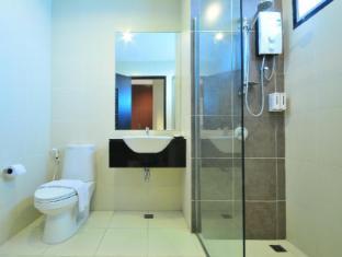 BS Residence Suvarnabhumi Bangkok - Deluxe Shower room