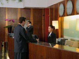 Caesar Business Sao Paulo International Airport Hotel Гуарулхос - Рецепція
