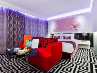 Metropark Hotel Wanchai Hong Kong Hong Kong - Gastenkamer