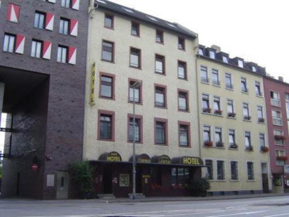 호텔 외부구조