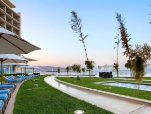 凱賓斯基亞喀巴飯店 亞喀巴 - 游泳池