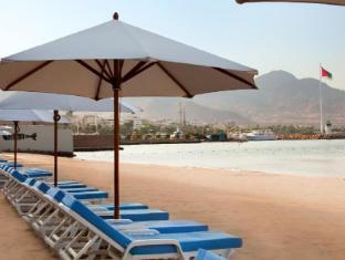 凱賓斯基亞喀巴飯店 亞喀巴 - 沙灘