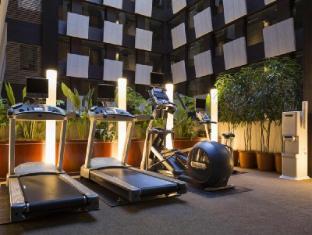 Hotel Metropolitan Marunouchi Tokyo - Fitness Room